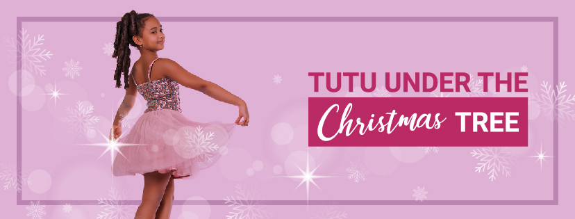 free tutu dance ballet performance Christmas tree gift free trial class