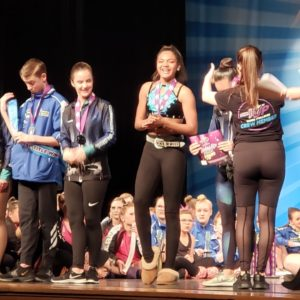 competitive dance teams in Germantown