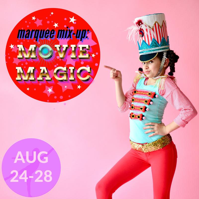 Movie Creative Virtual summer camp for kids, digital dance camp