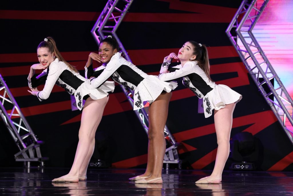Competition Dance in Gaithersburg