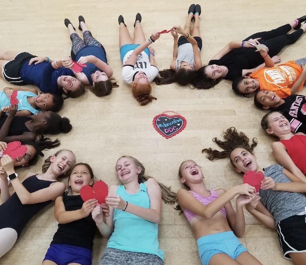 dance studio germantown maryland virtual classes camps ballet lessons hip-hop jazz tap preschool near me