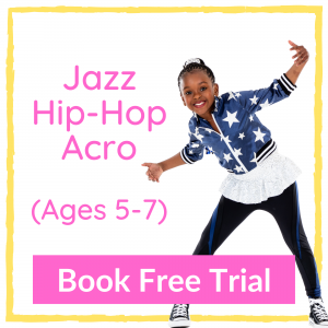 jazz hip-hop acro trial class dance germantown
